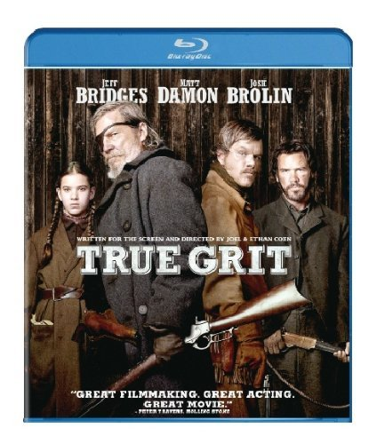 True Grit (2010) Bridges Damon Brolin Pg13 Incl. Dc