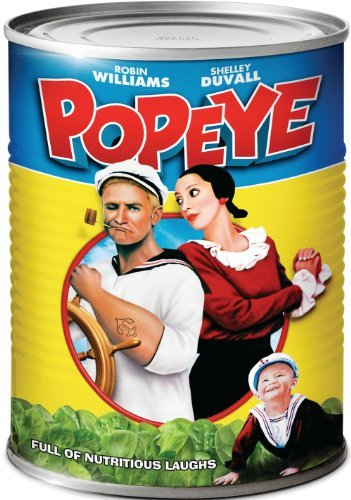 Popeye Williams Duvall DVD Pg