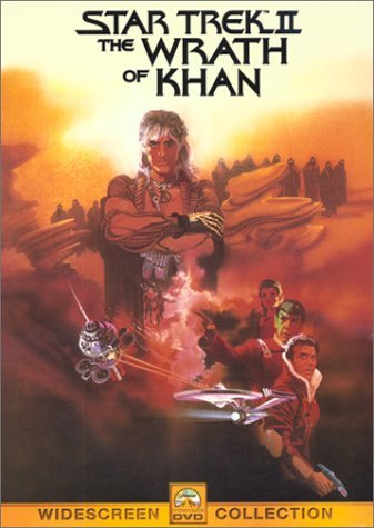 Star Trek Ii Wrath Of Khan Shatner Nimoy Clr Cc 5.1 Ws Pg