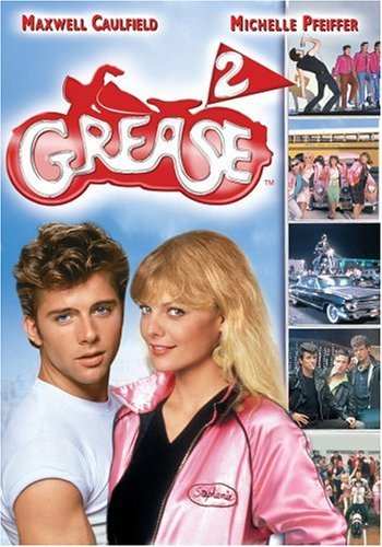 Grease 2 Pfeiffer Caulfield Zmed Clr Cc Ws Pg