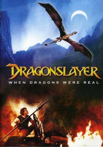 Dragonslayer Macnicol Richardson DVD Pg