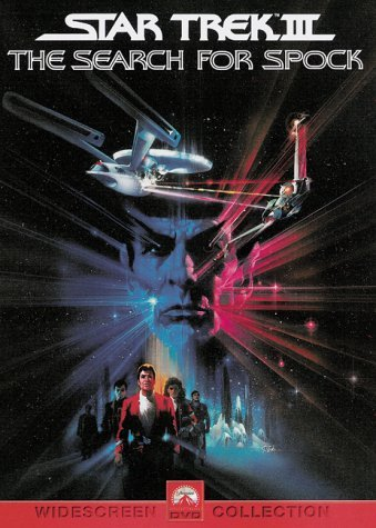 Star Trek Iii Search For Spock Shatner Kelley Clr Cc 5.1 Ws Pg