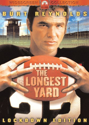 Longest Yard (1974) Reynolds Albert Lauter Ws R Lockdown Ed.