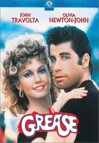 Grease Travolta Newton John Clr Cc Pg