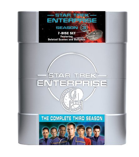 Star Trek Enterprise Season 3 Clr Nr 7 DVD
