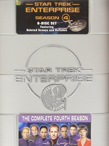 Star Trek Enterprise Season 4 Clr Ws Nr 6 DVD