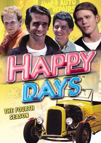 Happy Days Season 4 DVD Season 4