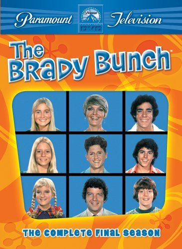 Brady Bunch Season 5 Final Season Clr Nr 4 DVD