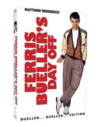 Ferris Bueller's Day Off Broderick Sheen Stien
