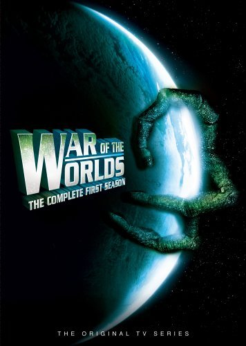 War Of The Worlds Season 1 Clr Nr 6 DVD