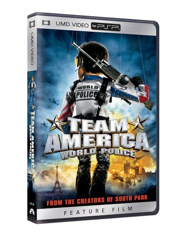 Team America World Police Team America World Police Clr Ws Umd R
