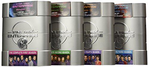 Star Trek Enterprise Complete Series Clr Ws Nr 27 DVD