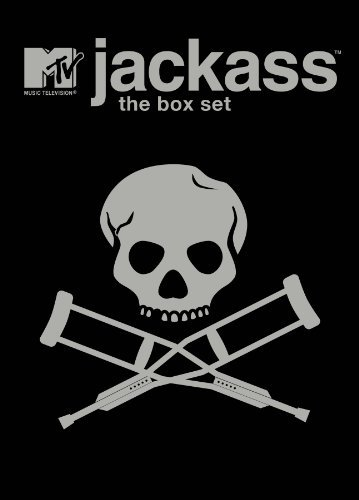 Jackass Jackass Box Set Nr 4 DVD Incl. B