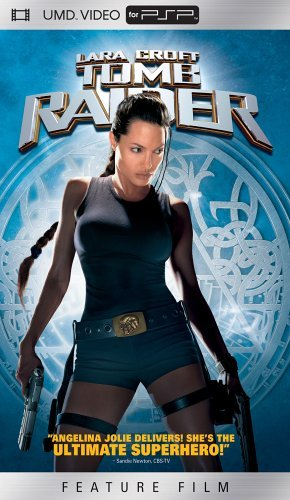 Lara Croft Tomb Raider Lara Croft Tomb Raider Clr Ws Umd Pg13