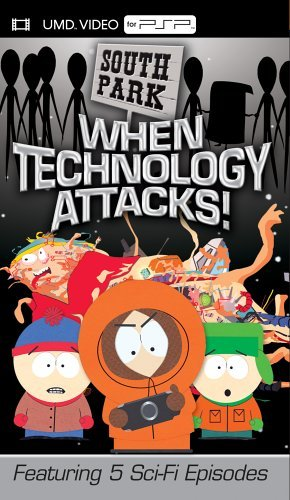 South Park When Technology Attacks Clr Umd Nr