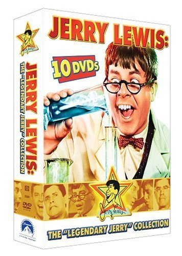 Legendary Jerry Collection Lewis Jerry Clr Bw Nr 10 DVD