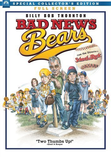 Bad News Bears Thornton Kinnear Harden Clr Pg13