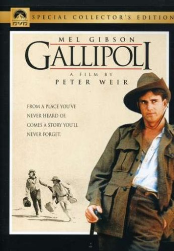 Gallipoli Gibson Mel Clr Ws Pg Collector's E