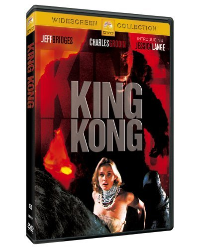 King Kong (1976) Bridges Grodin Lange Pg