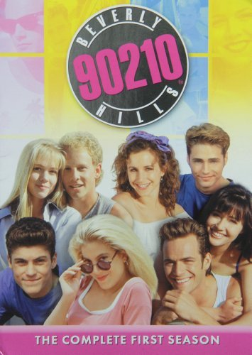 Beverly Hills 90210 Season 1 DVD Nr 6 DVD