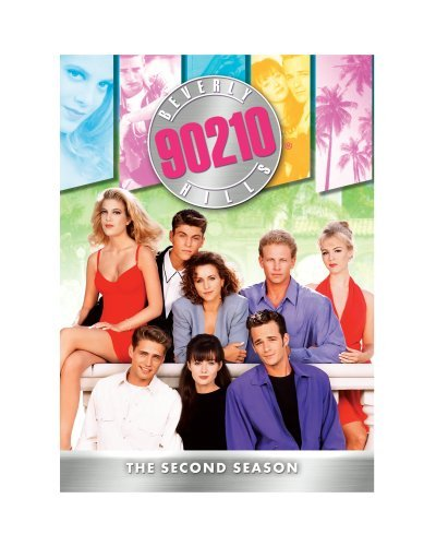 Beverly Hills 90210 Season 2 DVD