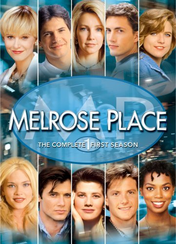 Melrose Place Season 1 Clr Nr 8 DVD