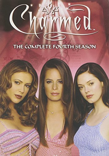 Charmed Season 4 DVD
