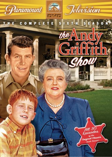 Andy Griffith Show Season 6 Clr Nr 5 DVD