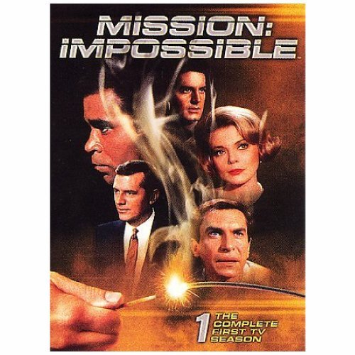 Mission Impossible Mission Impossible Season 1 Season 1