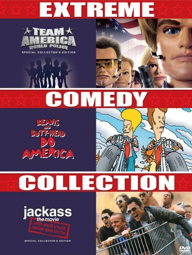 Team America World Police Jack Extreme Comedy Collection Clr Ws Nr 3 DVD