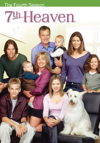 7th Heaven Season 4 DVD 7th Heaven Season 4