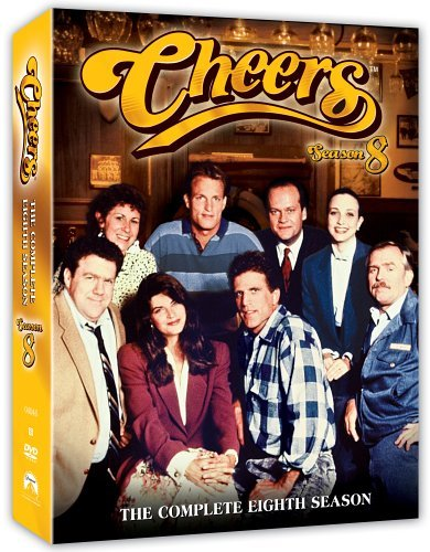 Cheers Season 8 DVD Season 8
