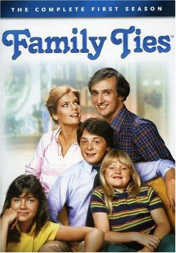 Family Ties Season 1 DVD Family Ties Season 1