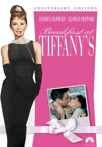 Breakfast At Tiffany's Hepburn Peppard Clr Ws Nr