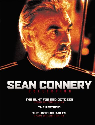 Sean Connery Collection Connery Sean Clr Ws Nr 3 DVD