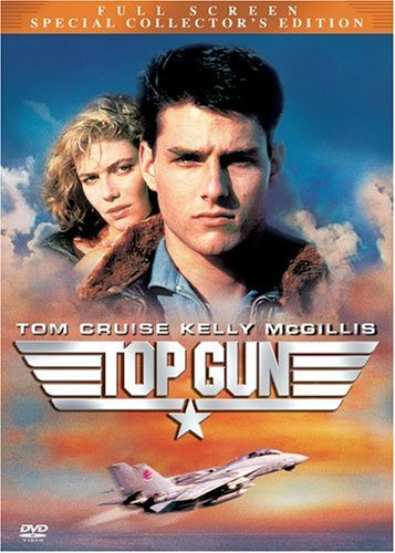 Top Gun Cruise Mcgillis Edwards Kilmer Clr Pg 2 DVD