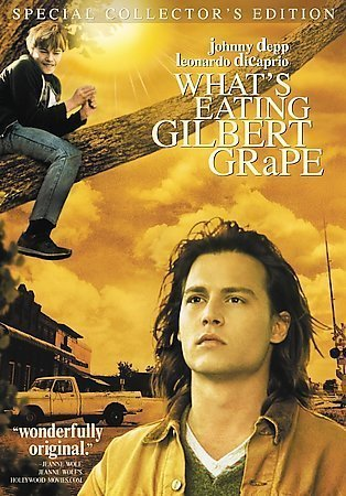 What's Eating Gilbert Grape Dicaprio Depp Lewis DVD Pg13
