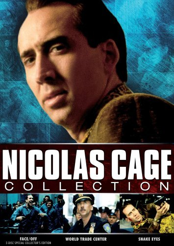 Nicolas Cage Collection Cage Nicolas Ws Nr 4 DVD