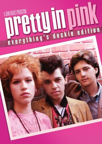 Pretty In Pink Ringwald Mccarthy Spader Clr Ws Pg13 Special Col