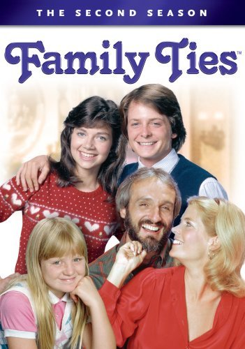 Family Ties Season 2 DVD Family Ties Season 2