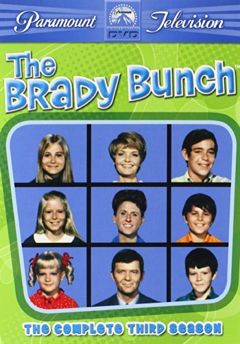 Brady Bunch Season 3 DVD