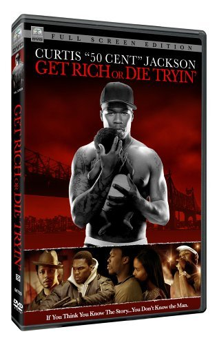 Get Rich Or Die Tryin' 50 Cent Howard Clr R