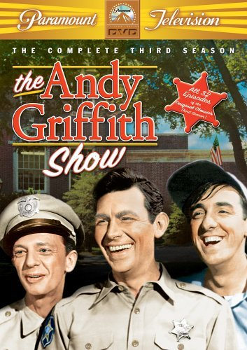 Andy Griffith Show Season 3 Bw Nr 5 DVD