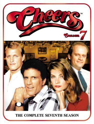 Cheers Season 7 DVD Season 7