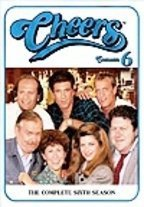 Cheers Season 6 DVD