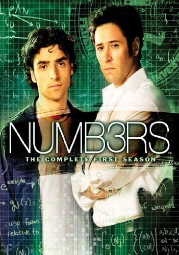 Numbers Season 1 DVD