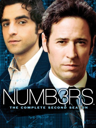 Numbers Season 2 DVD Numbers Season 2