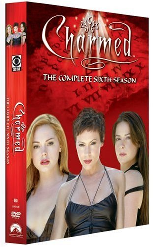 Charmed Season 6 DVD Season 6