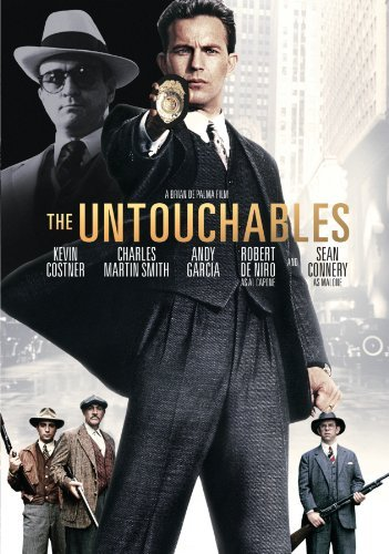 Untouchables Costner Smith De Niro Connery Clr Ws R Special Ed.