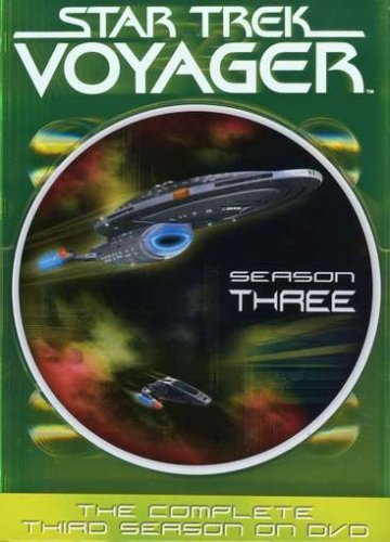 Star Trek Voyager Season 3 Clr Nr 7 DVD